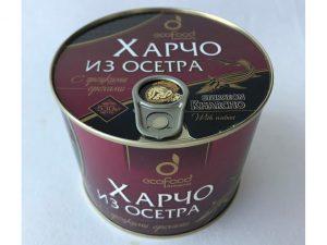 Харчо из осетра с грецкими орехами 530 г.